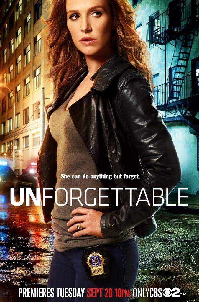 [影集] Unforgettable (2011~) Unforgettable